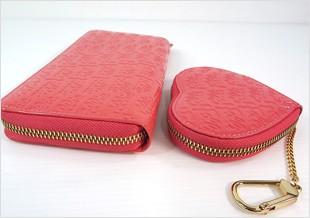 フォリフォリの財布とコインパース