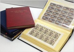 昔コレクションしていた切手
